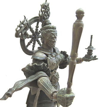 毘沙門天-力の神