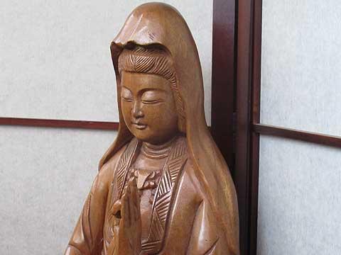 大きな仏像や古い仏像