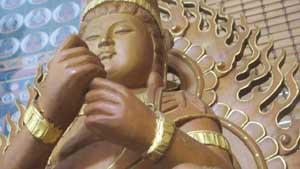 仏壇の仏-大日如来