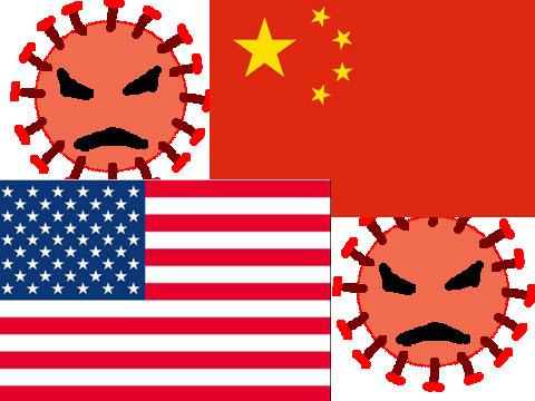 米中コロナ戦争