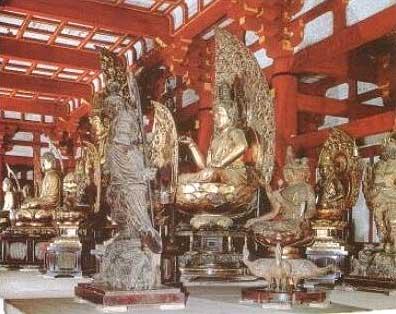 東寺曼荼羅の写真