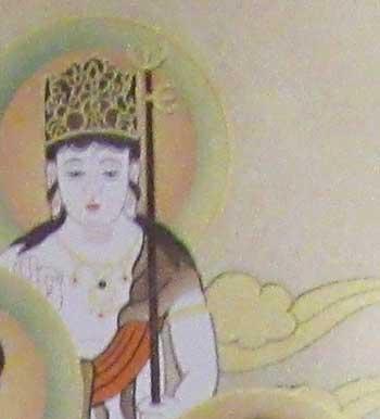 十三仏としての虚空蔵菩薩