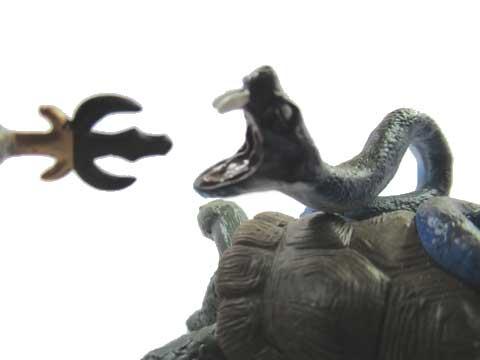 マハーバーラタより蛇神