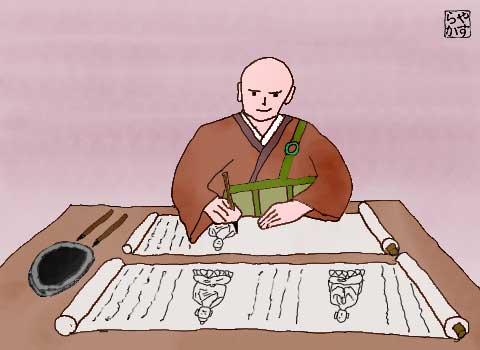 写仏の歴史