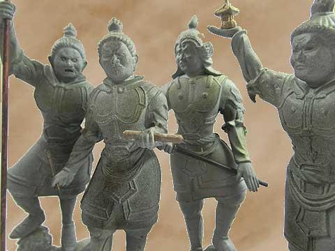 四天王信仰